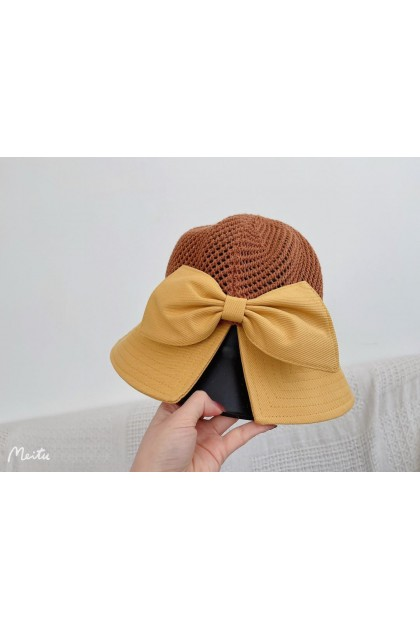 R047 Knitted Top Hat 针织空顶帽 Knitted Top Hat