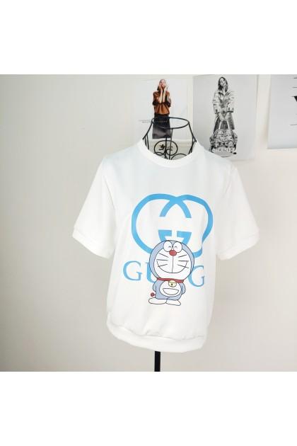 3302 Doraemon Pajamas Set  小叮当睡衣套装