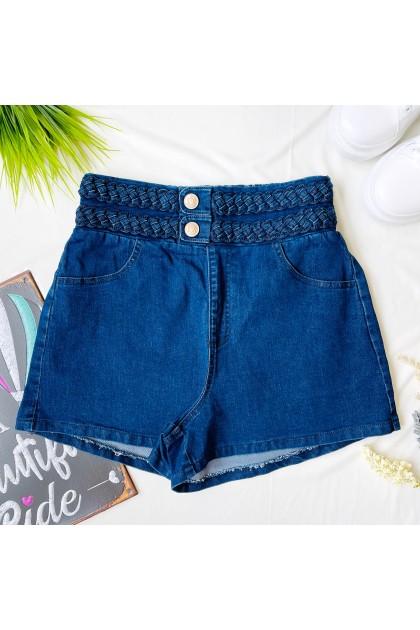 2324 High-quality washed denim high-waisted pants 高品质水洗牛仔高腰裤