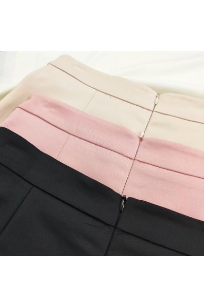 2329  Side wave-shaped princess small short  侧边波浪形公主小短裤裙
